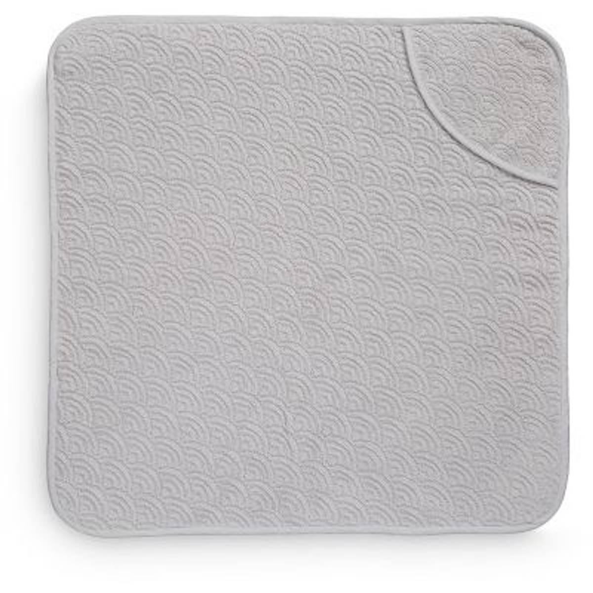 Badehåndkle Junior Wave Grey