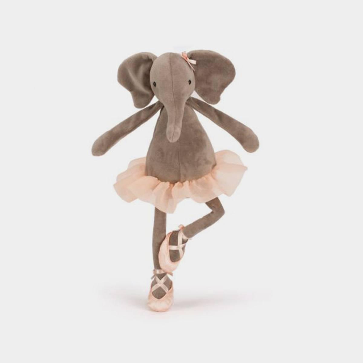 Elefant Dancing Dance  33cm