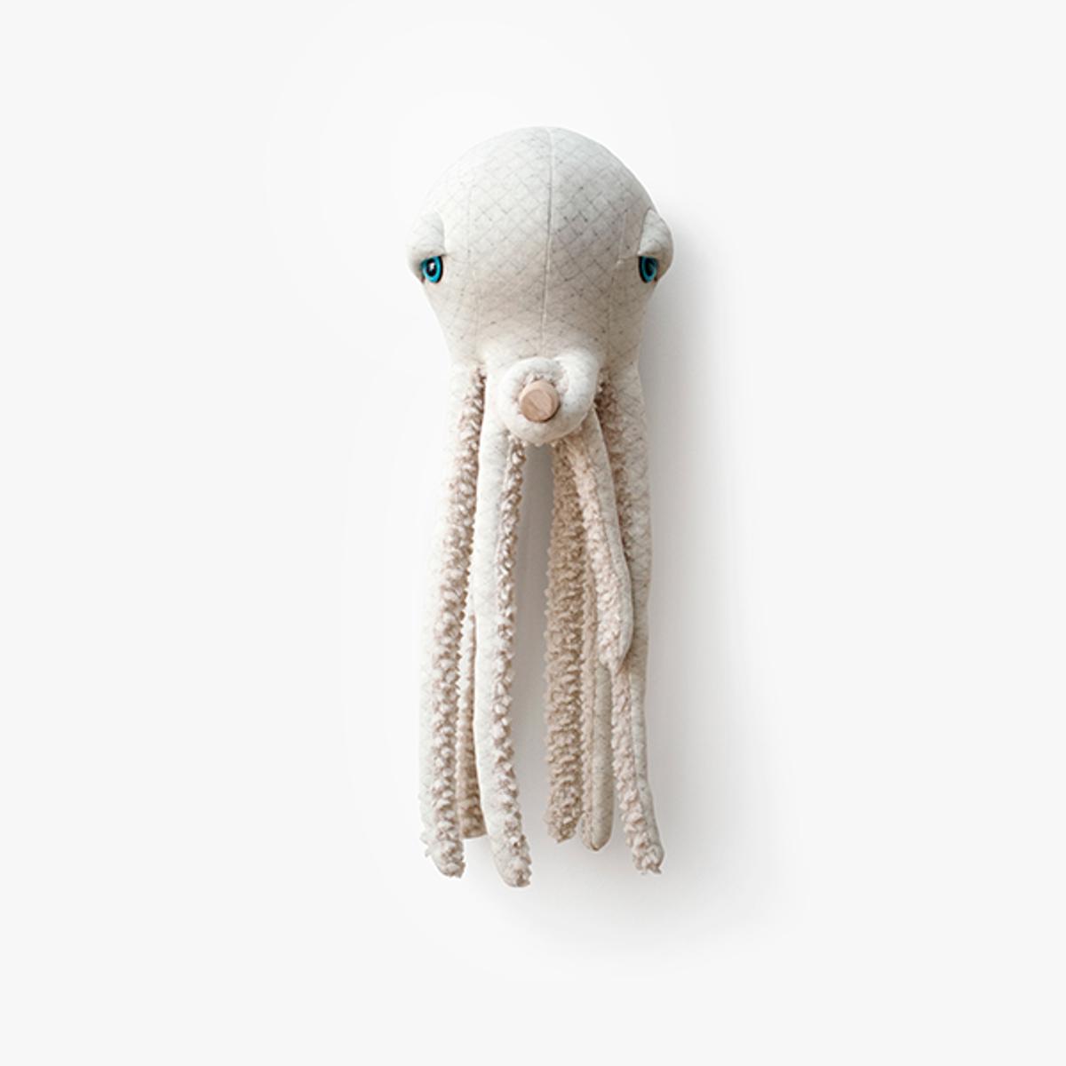 Blekksprut Albino Small