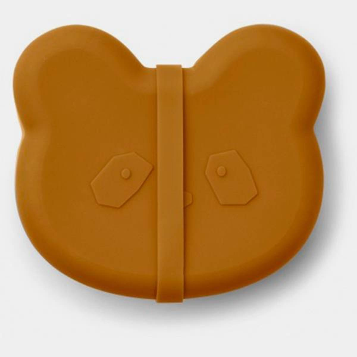 Matboks Vita Panda Mustard